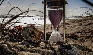 Bitcoin Era Mitglieder sind in einem Trott